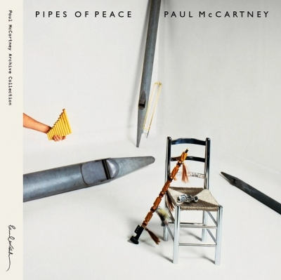 Paul McCartney ‎– Pipes Of Peace (2xLP)
