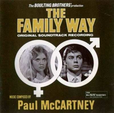 Paul McCartney ‎– The Family Way (Original Soundtrack Recording)