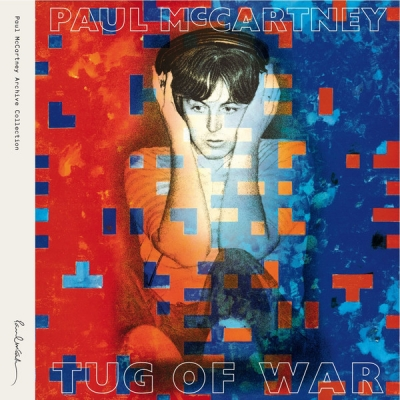 Paul McCartney ‎– Tug Of War (2xCD)