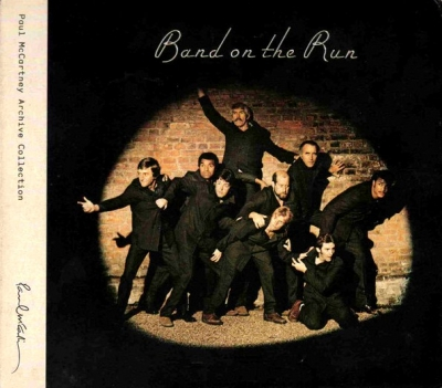 Paul McCartney & Wings ‎– Band On The Run (Упаковка Digipack)