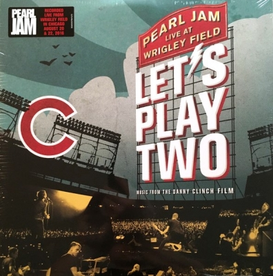 Pearl Jam ‎– Let's Play Two (2xLP)