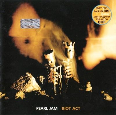 Pearl Jam ‎– Riot Act