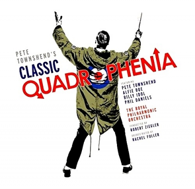 The Royal Philharmonic Orchestra Conducted By Robert Ziegler ‎– Pete Townshend's Classic Quadrophenia (2xLP)