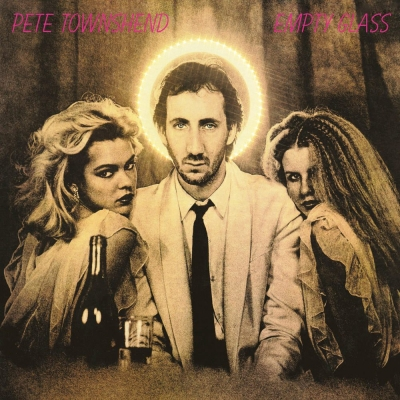Pete Townshend ‎– Empty Glass (Clear)