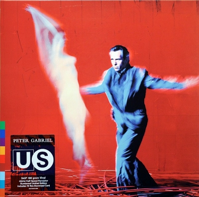 Peter Gabriel ‎– Us (2xLP) (Half Speed Mastering)
