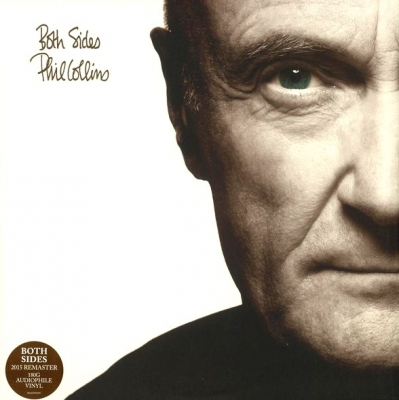 Phil Collins ‎– Both Sides (2xLP)