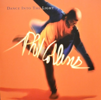 Phil Collins ‎– Dance Into The Light (2xLP)