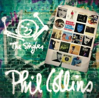 Phil Collins ‎– The Singles (2xLP)