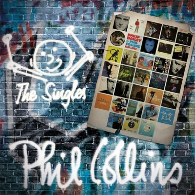 Phil Collins ‎– The Singles (4xLP)