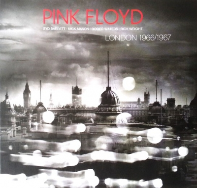 Pink Floyd ‎– London 1966 - 1967 (DVD-Video, CD, Mono) (Deluxe Edition)