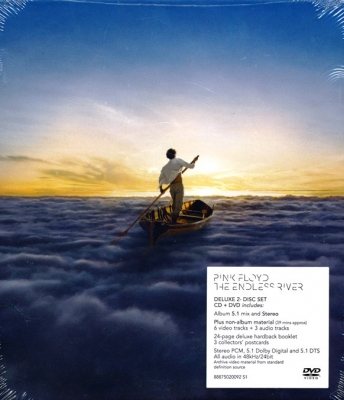 Pink Floyd ‎– The Endless River (CD+DVD) (Deluxe Edition)