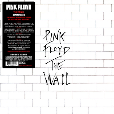 Pink Floyd ‎– The Wall (2xLP)