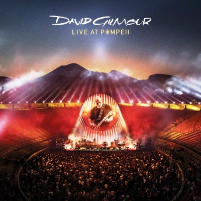 David Gilmour - Live At Pompeii (4xLP)