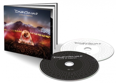 David Gilmour - Live At Pompeii (2xCD)