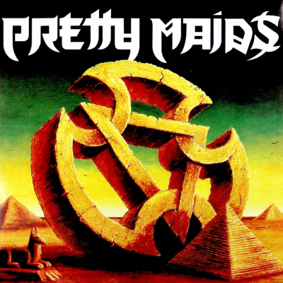 Pretty Maids ‎– Anything Worth Doing Is Worth Overdoing