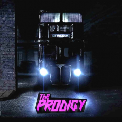 The Prodigy ‎– No Tourists (2xLP, Limited Edition, Clear Violet)