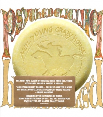 Neil Young With Crazy Horse ‎– Psychedelic Pill