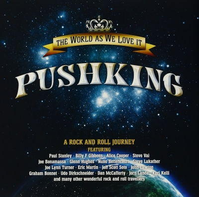 Pushking ‎– World As We Love It (2xLP)