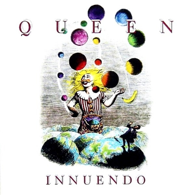 Queen ‎– Innuendo (2xCD)