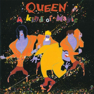 Queen ‎– A Kind Of Magic (2xCD)
