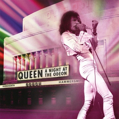 Queen ‎– A Night At The Odeon