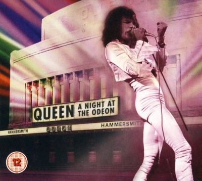 Queen ‎– A Night At The Odeon (CD+DVD)