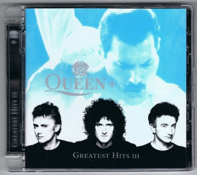 Queen ‎– Greatest Hits I II & III (The Platinum Collection) (3xCD-Box)