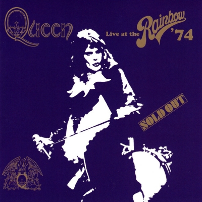 Queen ‎– Live At The Rainbow '74