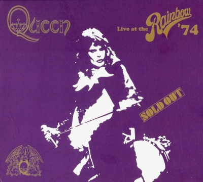 Queen ‎– Live At The Rainbow '74 (2xCD) (Deluxe Edition)