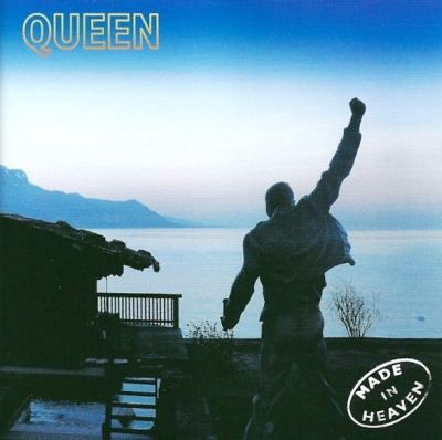 Queen ‎– Made In Heaven (2xCD)