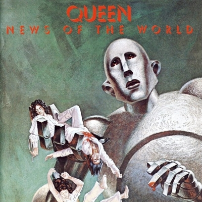 Queen ‎– News Of The World (2xCD)