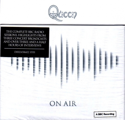 Queen ‎– On Air (6xCD) (Box Set Deluxe Edition)