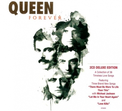 Queen ‎– Queen Forever (2xCD) (Deluxe Edition)