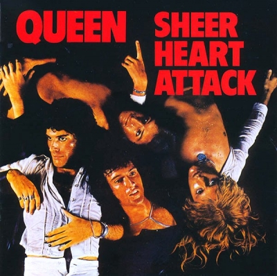 Queen ‎– Sheer Heart Attack (2xCD)