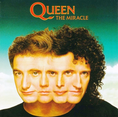 Queen ‎– The Miracle (2xCD)