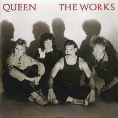 Queen ‎– The Works (2xCD)
