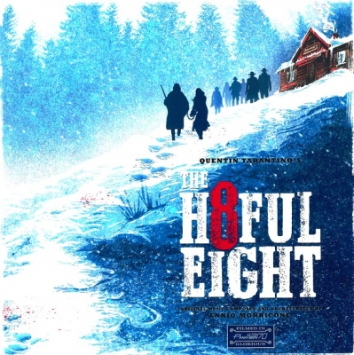 Quentin Tarantino's The H8ful Eight (2xLP)