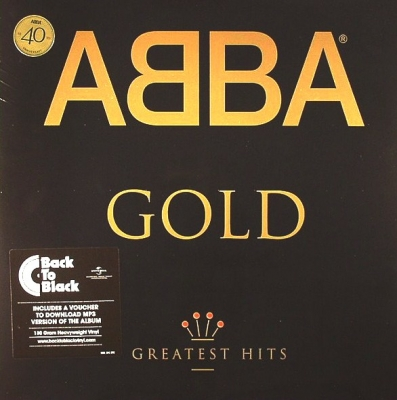 ABBA ‎– Gold (Greatest Hits) (2xLP)