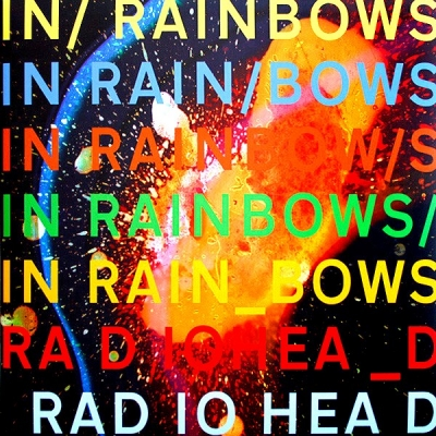 Radiohead ‎– In Rainbows