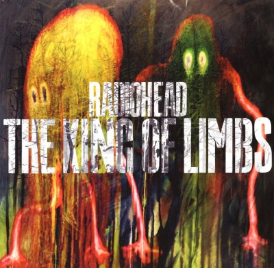 Radiohead ‎– The King Of Limbs