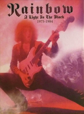 Rainbow ‎– A Light In The Black 1975-1984 (5xCD+DVD) (Boxset Deluxe Edition)