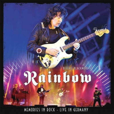 Rainbow ‎– Memories In Rock - Live In Germany (BR+2CD+DVD)
