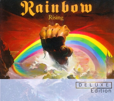 Rainbow ‎– Rising (2xCD) (Deluxe Edition)