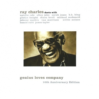 Ray Charles ‎– Genius Loves Company 10th Anniversary Edition (2xLP)