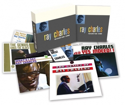 Ray Charles ‎– The Atlantic Years - In Mono (7xLP)