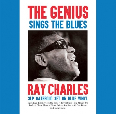 Ray Charles ‎– The Genius Sings The Blues (3xLP)