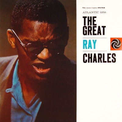 Ray Charles ‎– The Great Ray Charles