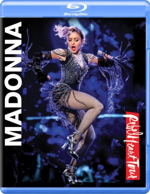Madonna ‎– Rebel Heart Tour
