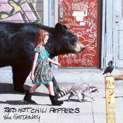 Red Hot Chili Peppers ‎– The Getaway