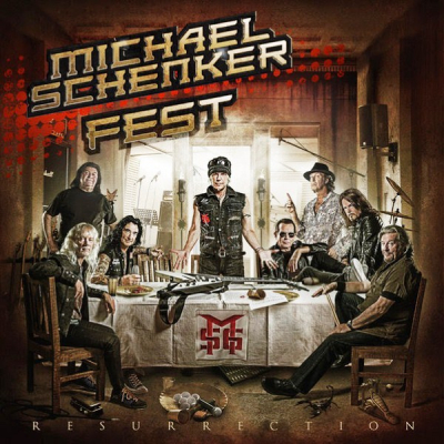 Michael Schenker Fest ‎– Resurrection (2xLP)